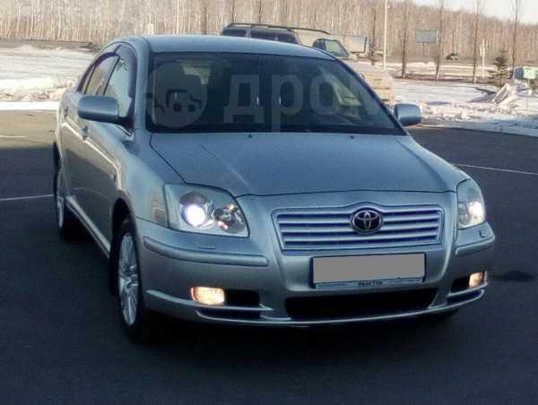 Toyota Avensis, 2004 год, 438 000 руб.