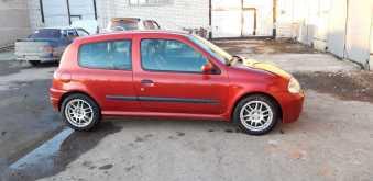 Курган Renault Clio 2001