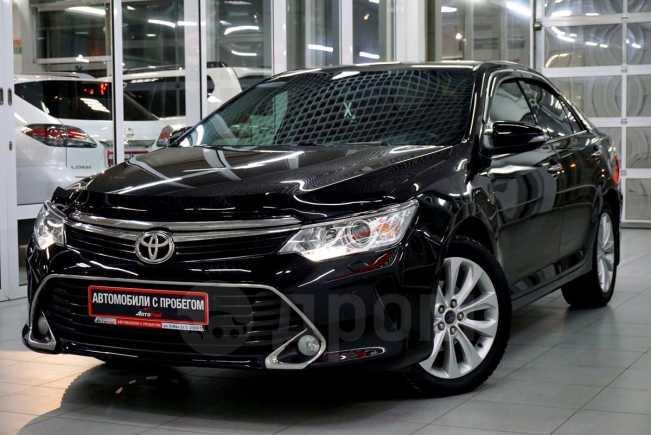 Toyota Camry, 2016 год, 1 297 000 руб.