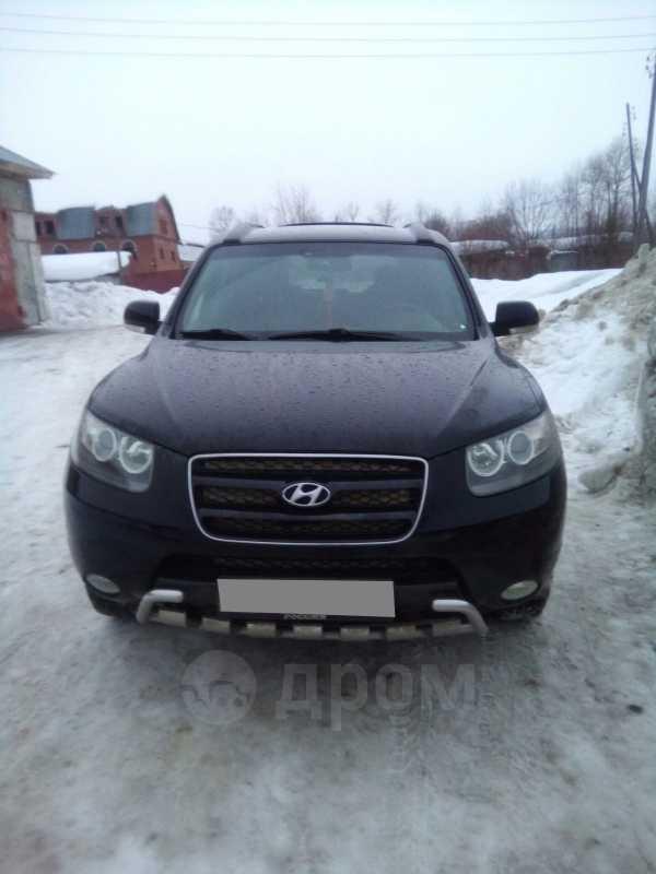 Hyundai Santa Fe, 2008 год, 680 000 руб.