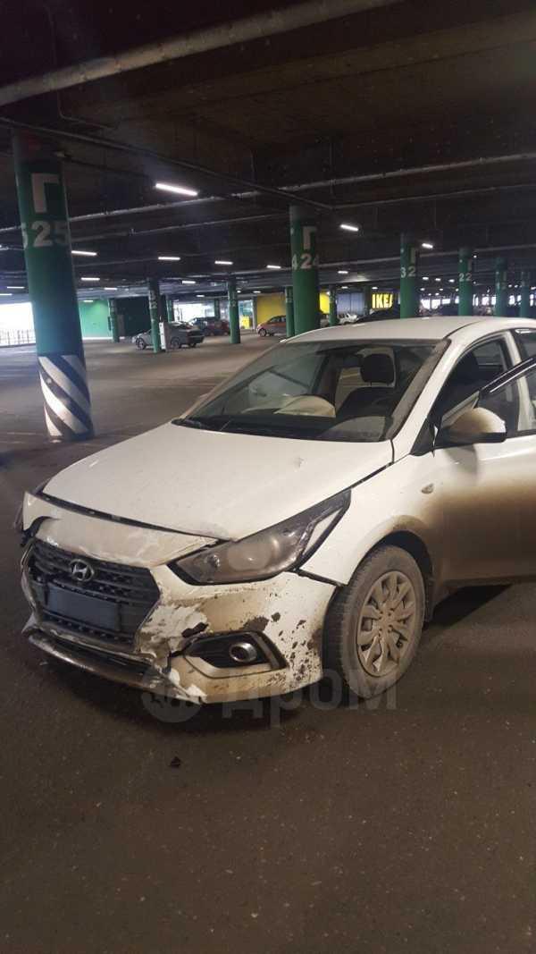 Hyundai Solaris, 2018 год, 600 000 руб.