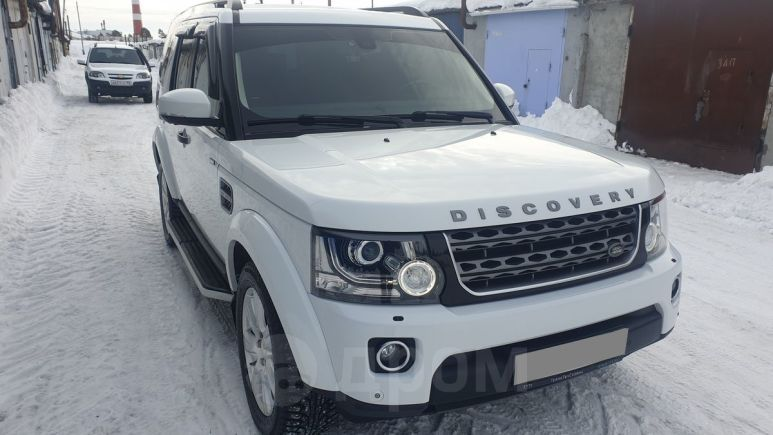 Land Rover Discovery, 2014 год, 2 000 000 руб.