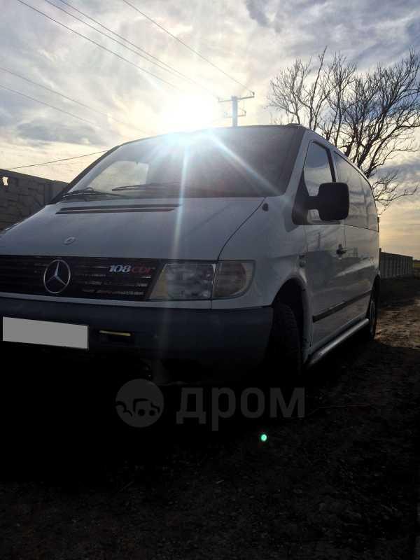 Mercedes-Benz Vito, 2001 год, 430 000 руб.
