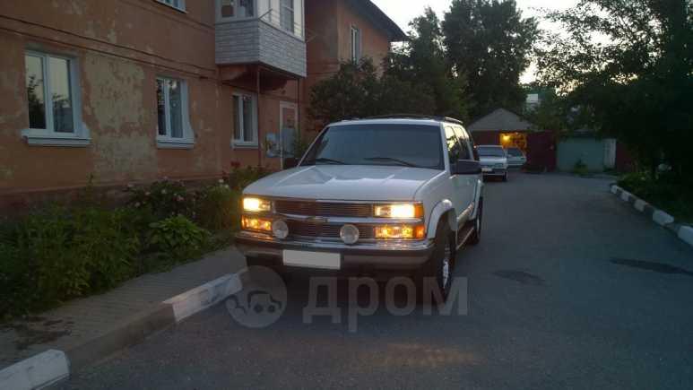 Chevrolet Tahoe, 1995 год, 550 000 руб.