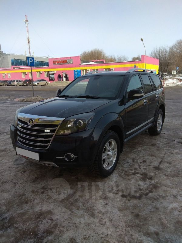 Great Wall Hover H3, 2014 год, 660 000 руб.