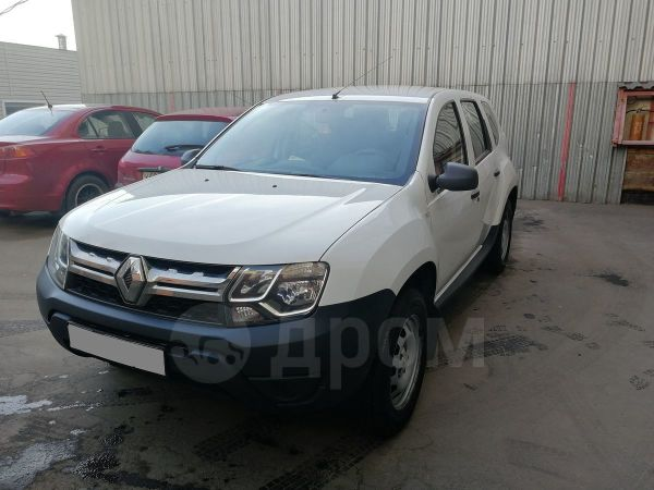 Renault Duster, 2017 год, 550 000 руб.