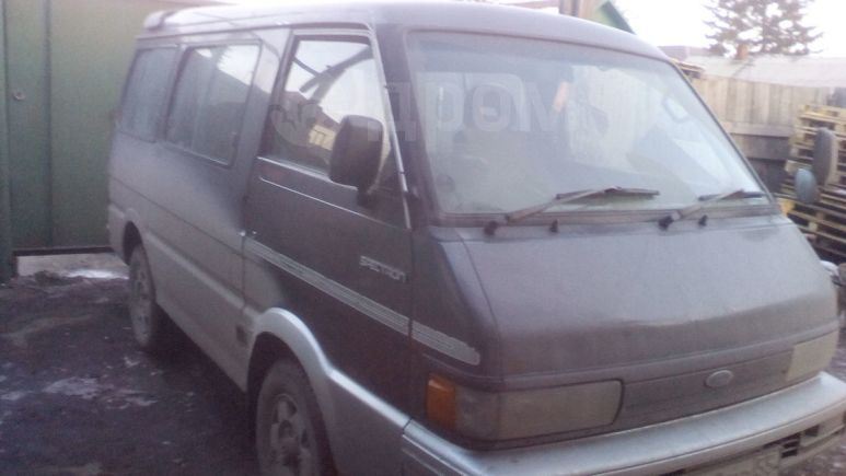 Ford Spectron, 1991 год, 150 000 руб.