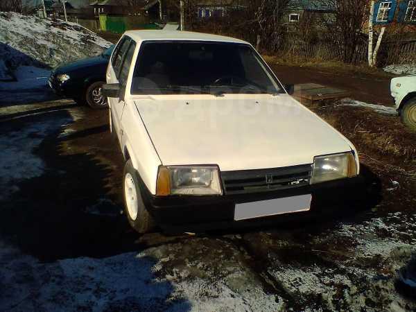 Лада 2109, 1997 год, 35 500 руб.