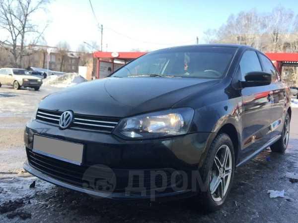 Volkswagen Polo, 2013 год, 490 000 руб.