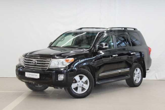 Toyota Land Cruiser, 2013 год, 2 540 000 руб.