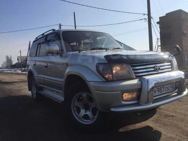 Toyota Land Cruiser Prado, 2000 год, 820 000 руб.