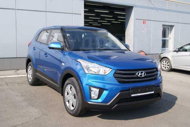 Hyundai Creta, 2019 год, 1 066 000 руб.