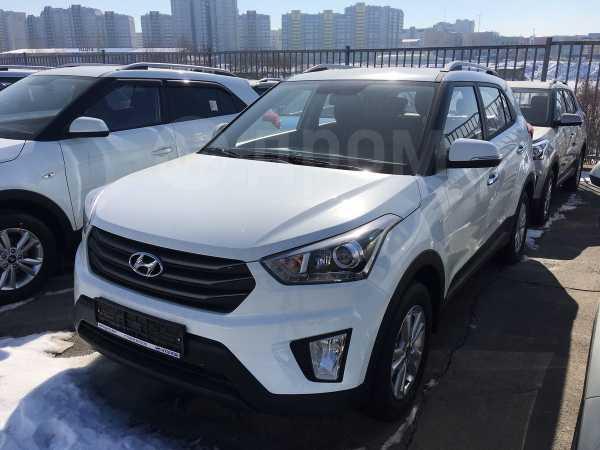 Hyundai Creta, 2019 год, 1 195 000 руб.