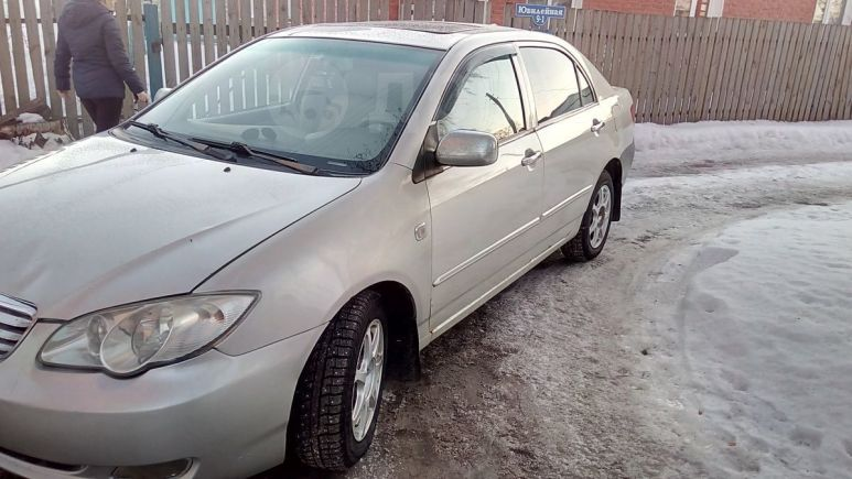 BYD F3, 2007 год, 150 000 руб.