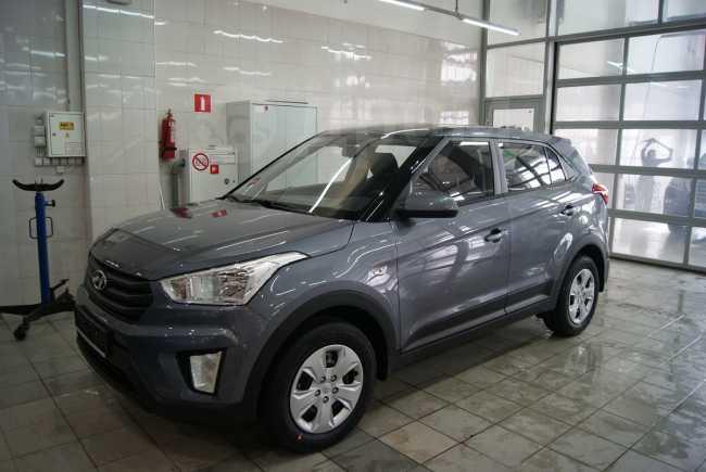 Hyundai Creta, 2019 год, 979 000 руб.