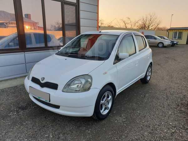 Toyota Vitz, 2001 год, 218 000 руб.