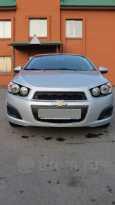 Chevrolet Aveo, 2012 год, 410 000 руб.