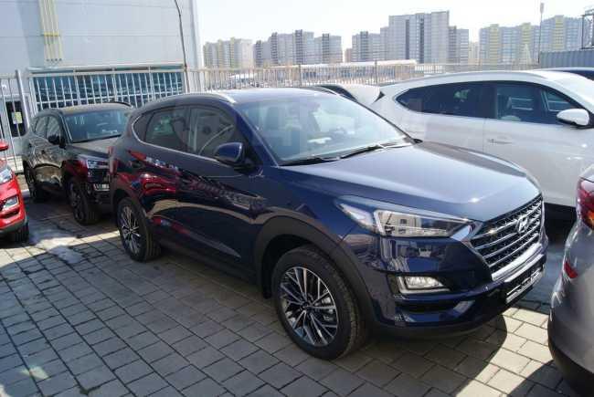 Hyundai Tucson, 2018 год, 1 969 000 руб.