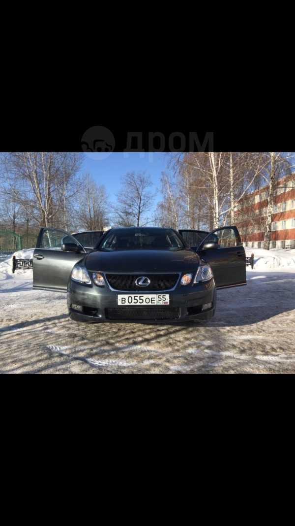 Lexus GS300, 2005 год, 575 000 руб.