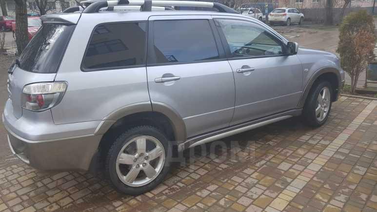 Mitsubishi Outlander, 2005 год, 420 000 руб.