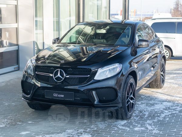 Mercedes-Benz GLE Coupe, 2018 год, 6 322 435 руб.