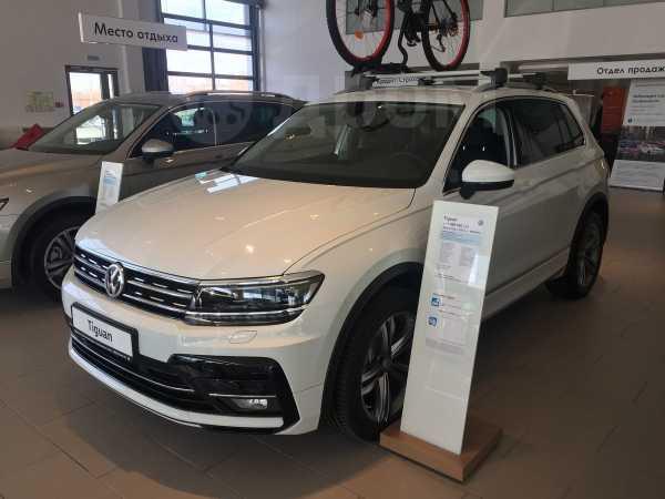 Volkswagen Tiguan, 2019 год, 2 709 000 руб.
