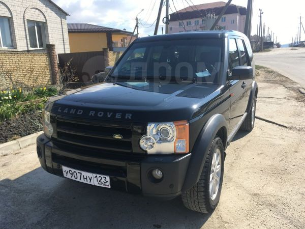Land Rover Discovery, 2007 год, 730 000 руб.