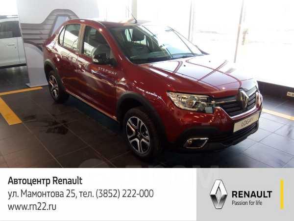 Renault Logan Stepway, 2018 год, 775 980 руб.