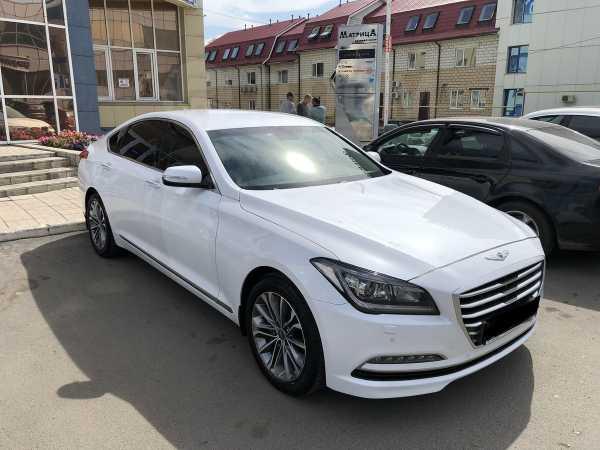 Hyundai Genesis, 2015 год, 1 350 000 руб.