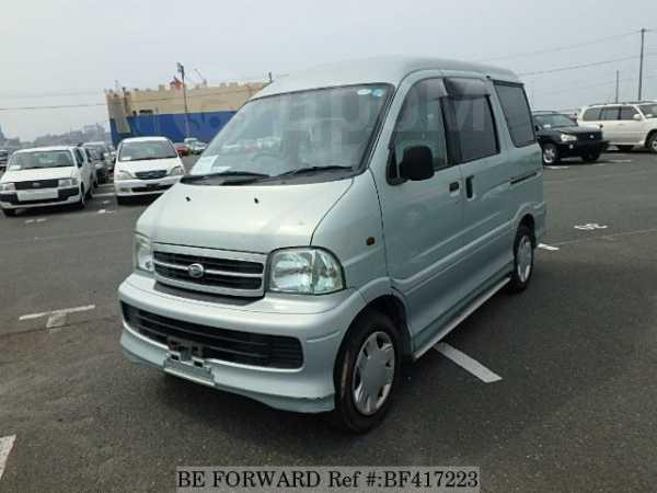 Daihatsu Atrai7, 2000 год, 190 000 руб.