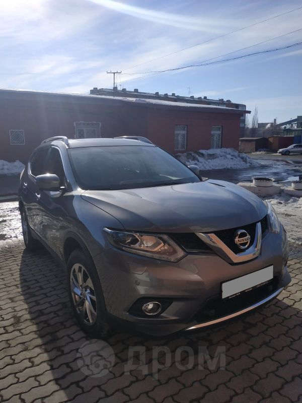 Nissan X-Trail, 2018 год, 1 730 000 руб.