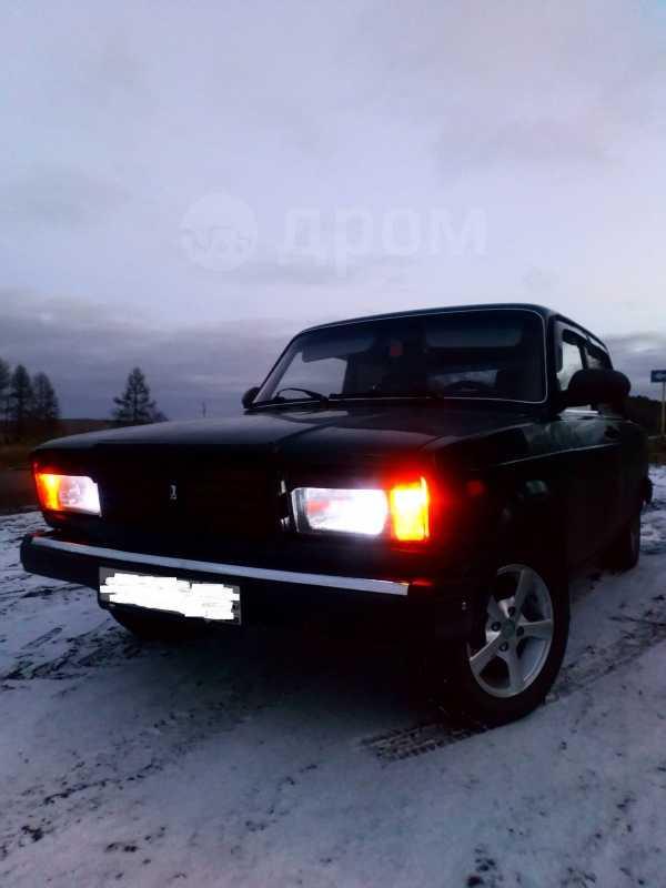Лада 2107, 2005 год, 70 000 руб.