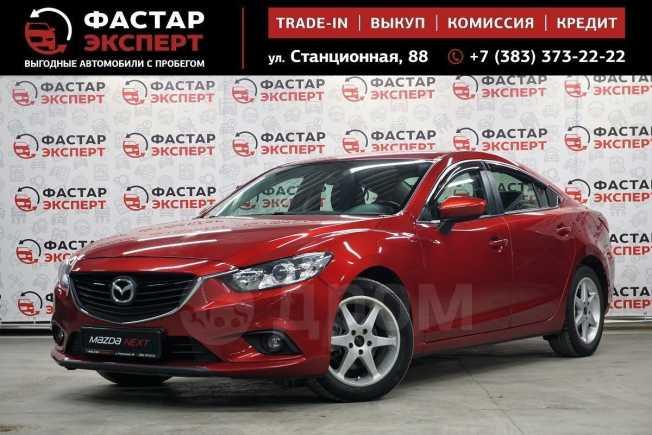 Mazda Mazda6, 2014 год, 979 000 руб.