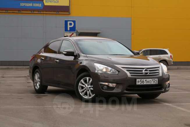 Nissan Teana, 2015 год, 898 000 руб.