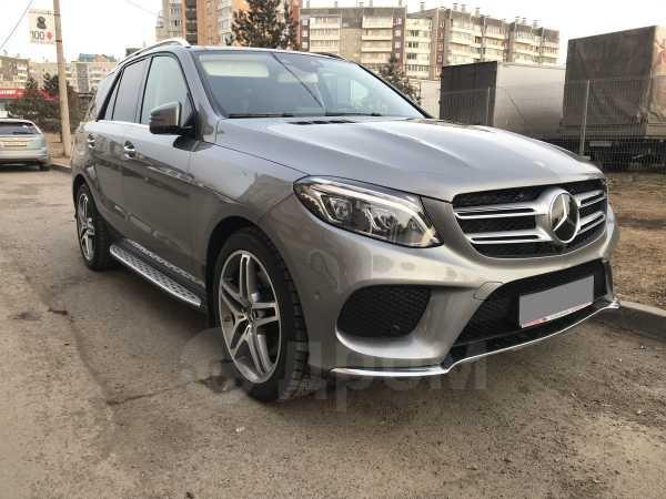 Mercedes-Benz GLE, 2015 год, 3 700 000 руб.