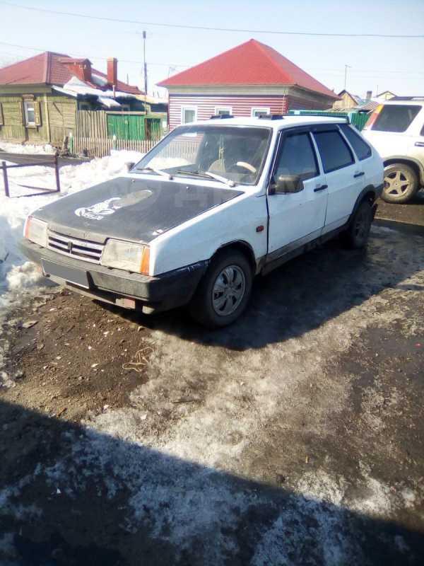 Лада 2109, 1995 год, 32 000 руб.