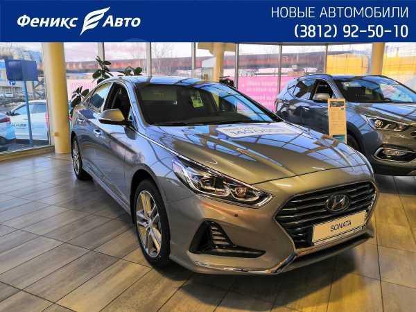 Hyundai Sonata, 2018 год, 1 794 000 руб.