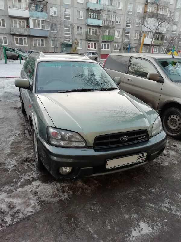 Subaru Legacy Lancaster, 2002 год, 380 000 руб.