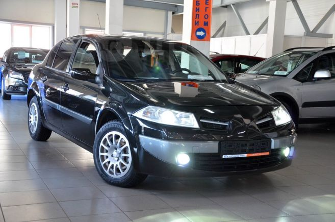 Renault Megane, 2007 год, 335 000 руб.