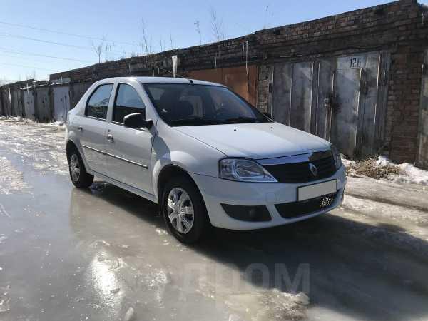 Renault Logan, 2011 год, 279 000 руб.