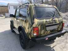 Воронеж 4x4 Бронто 2018