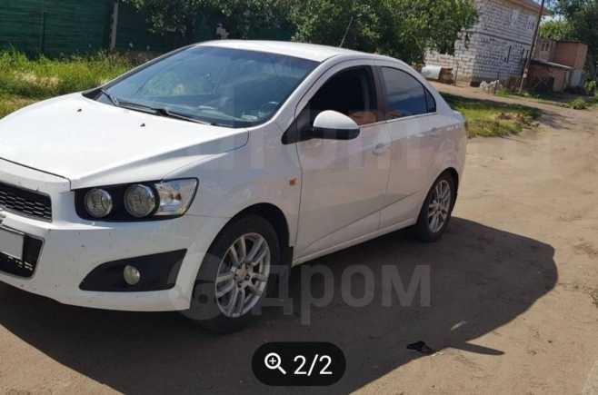 Chevrolet Aveo, 2013 год, 390 000 руб.