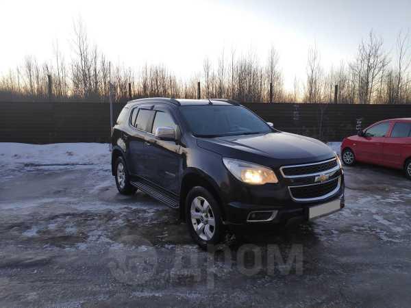 Chevrolet TrailBlazer, 2013 год, 1 090 000 руб.