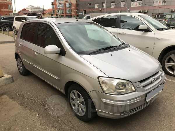 Hyundai Getz, 2003 год, 195 000 руб.