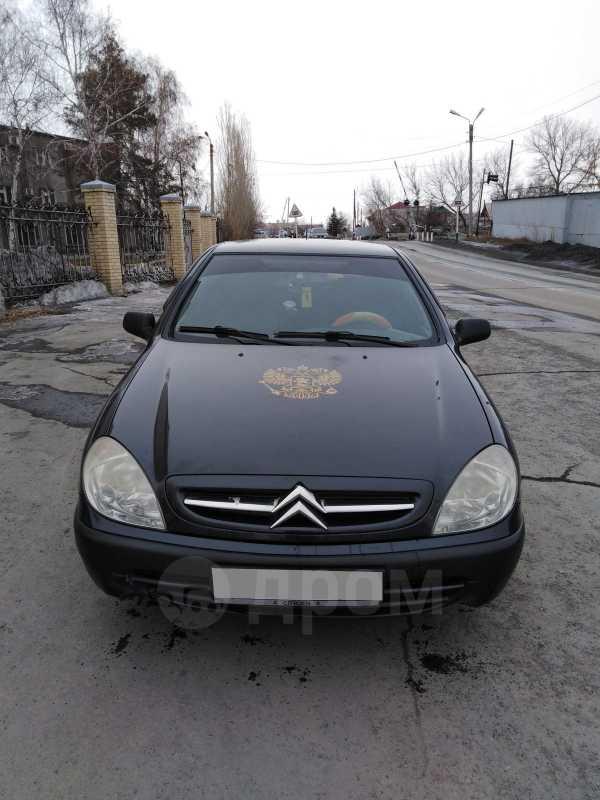 Citroen Xsara, 2001 год, 150 000 руб.