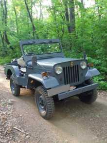 Хабаровск Jeep 1990