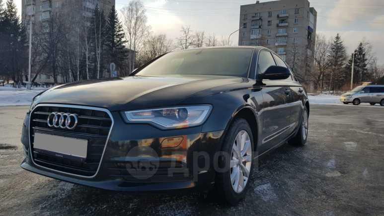 Audi A6, 2013 год, 1 159 000 руб.