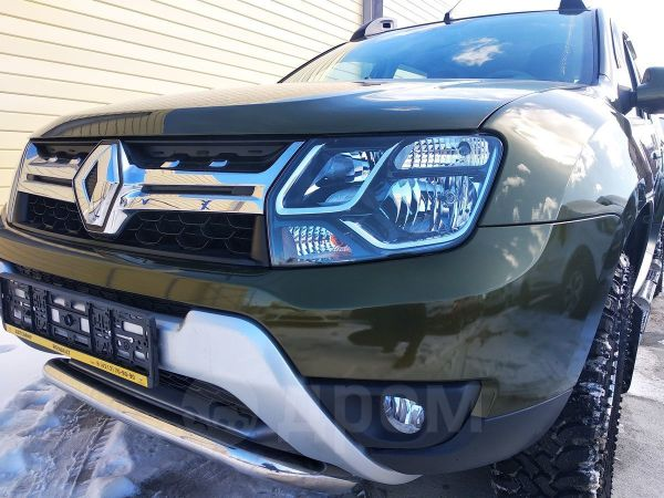 Renault Duster, 2017 год, 1 100 000 руб.