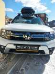 Renault Duster, 2017 год, 1 100 000 руб.