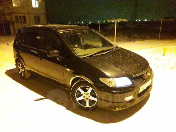 Mazda Premacy, 2001 год, 195 000 руб.